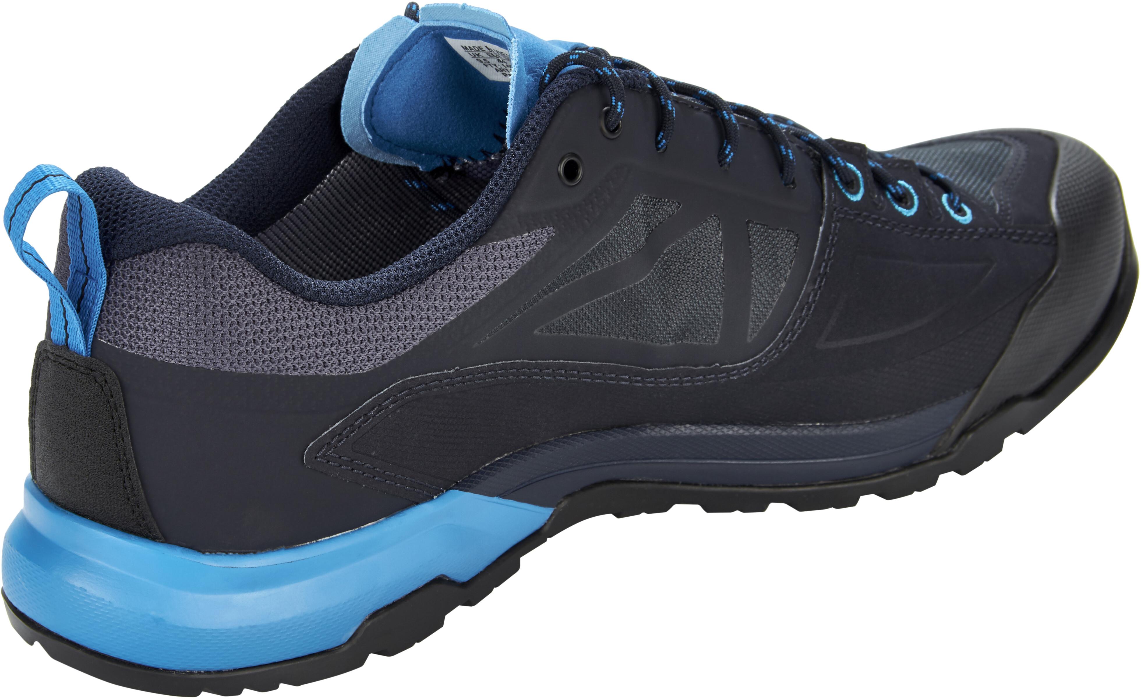 6a75949315da Salomon X Alp SPRY GTX Shoes Men blue at Addnature.co.uk